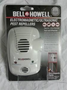 Bell Howell Pest Repeller Variation