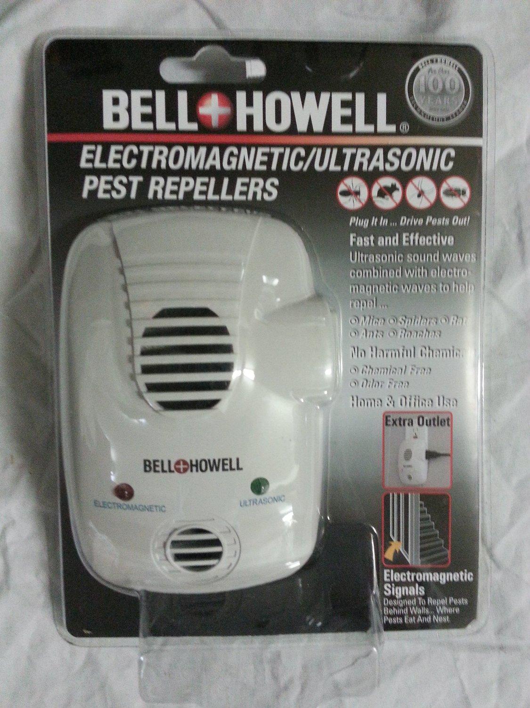 Bell Howell Ultrasonic Pest Repeller Review | Pest Repeller