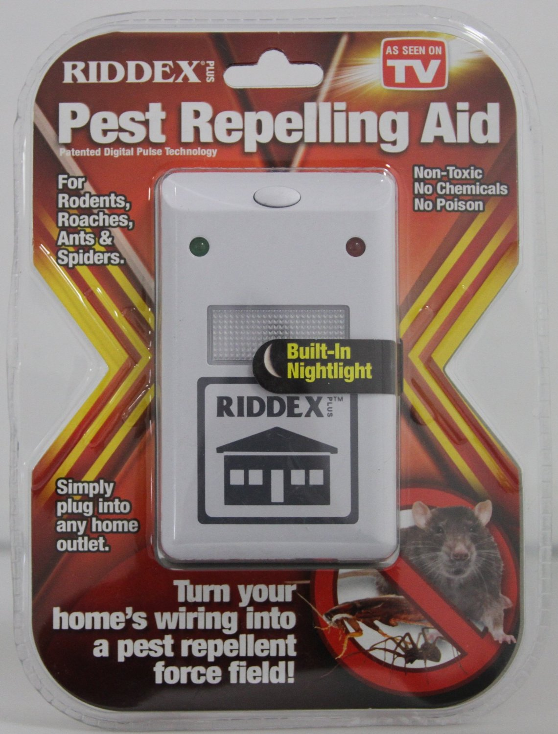 Ultrasonic Pest Repeller Guide For 2017 Home And Garden Repellents Wiring A Plug Top Riddex Repelling Aid