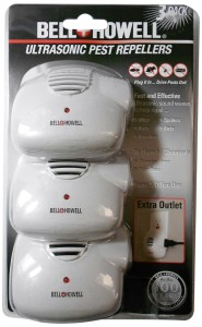 Bell and Howell Pest Repeller