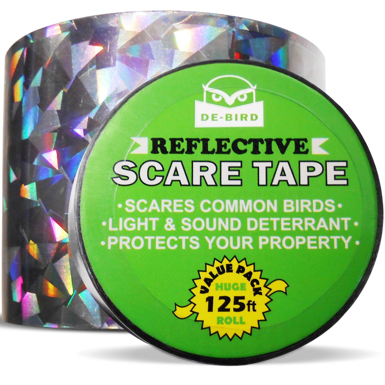 De-Bird_Bird Repellent Scare Tape