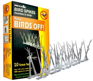 Bird X Bird Spikes Bird Repellent