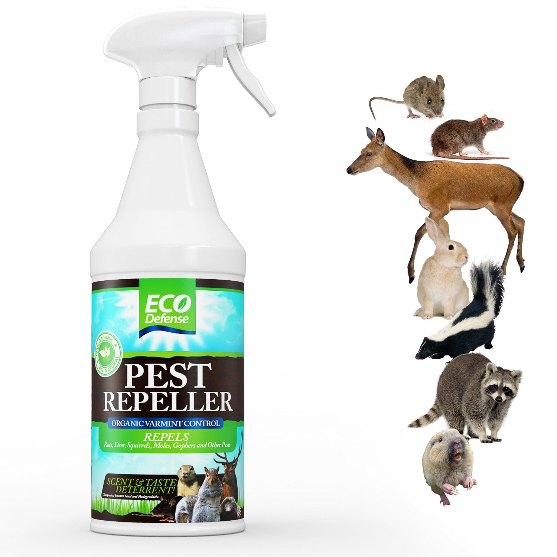 Eco Defense Pest Repelling Spray