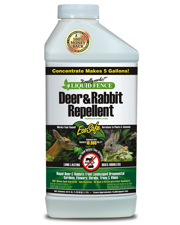 Deer And Rabbit Liquid Fence Pest Repeller Center