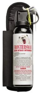 Sabre Bear Repellent Spray