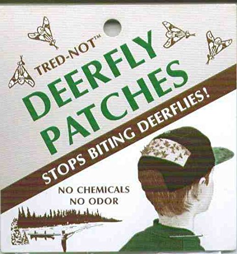 TredNot Deer Fly Patches