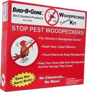 Woodpecker Deterrent Kit Bird Repellent