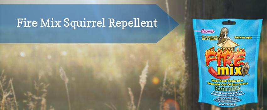 fire-mix-squirrel-repellent