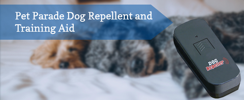 Pet Parade Dog Repellent And