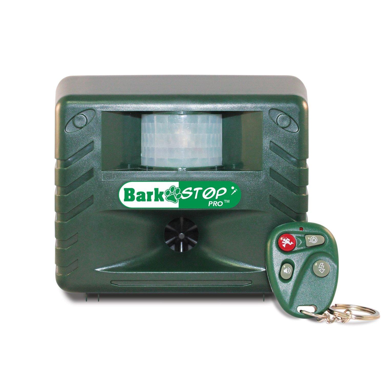 Bark Stop Pro Ultrasonic Bark Deterrent Pest Repeller Center