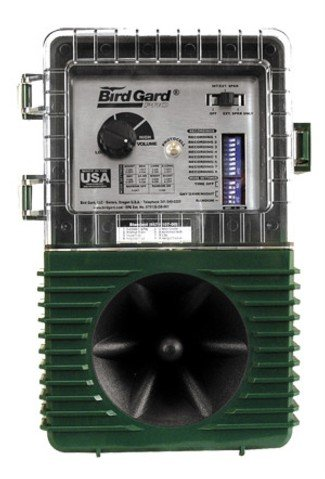 Bird Gard Pro Sonic Bird Repeller Pest Repeller Center