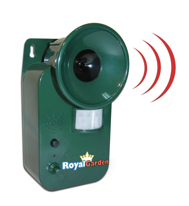 Royal Garden Ultrasonic Cordless Pest Repeller Pest