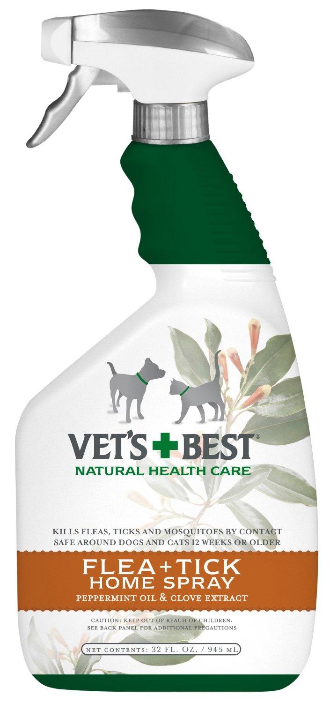 Vet S Best Flea And Tick Home Spray Pest Repeller Center